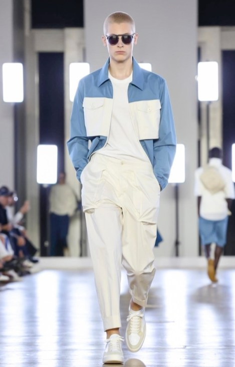 CERRUTI MENSWEAR SPRING SUMMER 2018 PARIS12