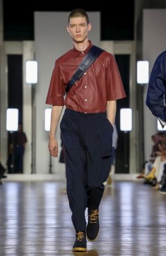 CERRUTI MENSWEAR SPRING SUMMER 2018 PARIS15