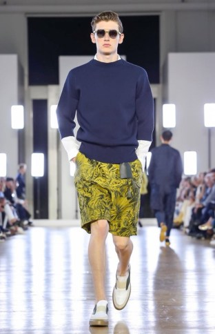 CERRUTI MENSWEAR SPRING SUMMER 2018 PARIS20