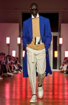 CERRUTI MENSWEAR SPRING SUMMER 2018 PARIS21