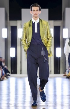 CERRUTI MENSWEAR SPRING SUMMER 2018 PARIS9