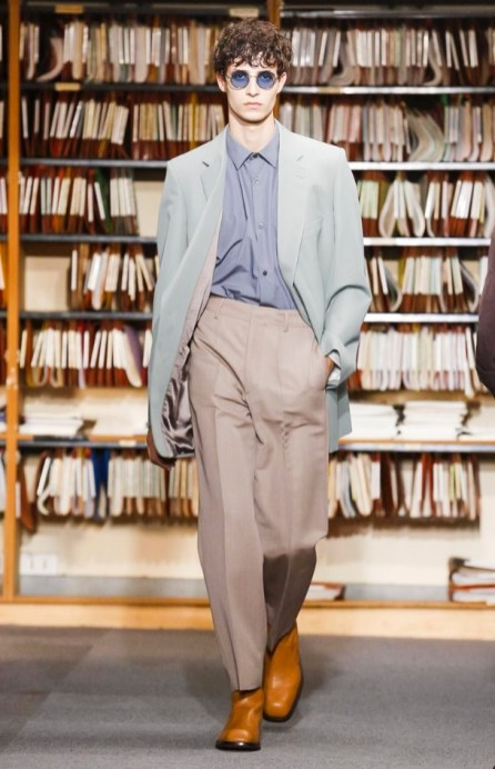 DRIES VAN NOTEN MENSWEAR SPRING SUMMER 2018 PARIS12
