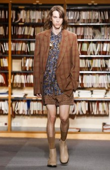 DRIES VAN NOTEN MENSWEAR SPRING SUMMER 2018 PARIS2