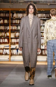DRIES VAN NOTEN MENSWEAR SPRING SUMMER 2018 PARIS22