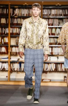 DRIES VAN NOTEN MENSWEAR SPRING SUMMER 2018 PARIS28