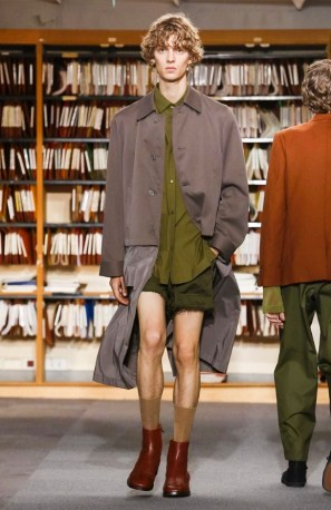 DRIES VAN NOTEN MENSWEAR SPRING SUMMER 2018 PARIS31