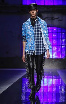 DSQUARED2 MEN & WOMEN SPRING SUMMER 2018 MILAN2