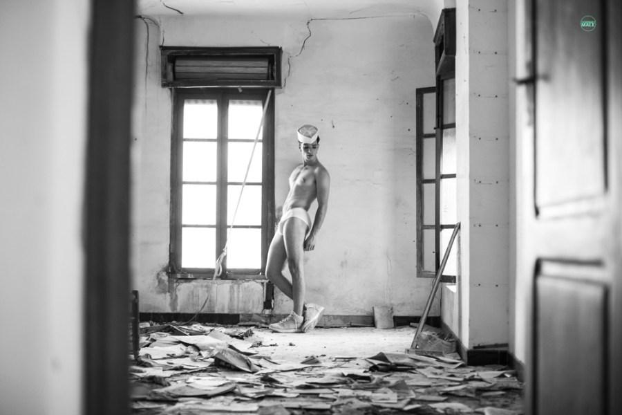 Fran Vidal by Toni Lozano Fashionably Male12