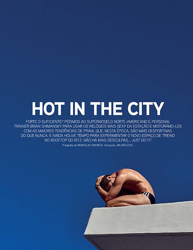 "GQ Portugal June 2017 by Branislav Simoncik ""Hot in the City""3"