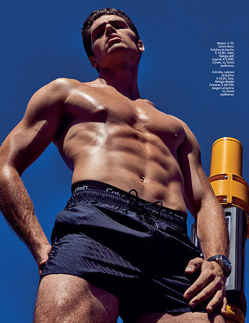 "GQ Portugal June 2017 by Branislav Simoncik ""Hot in the City""4"