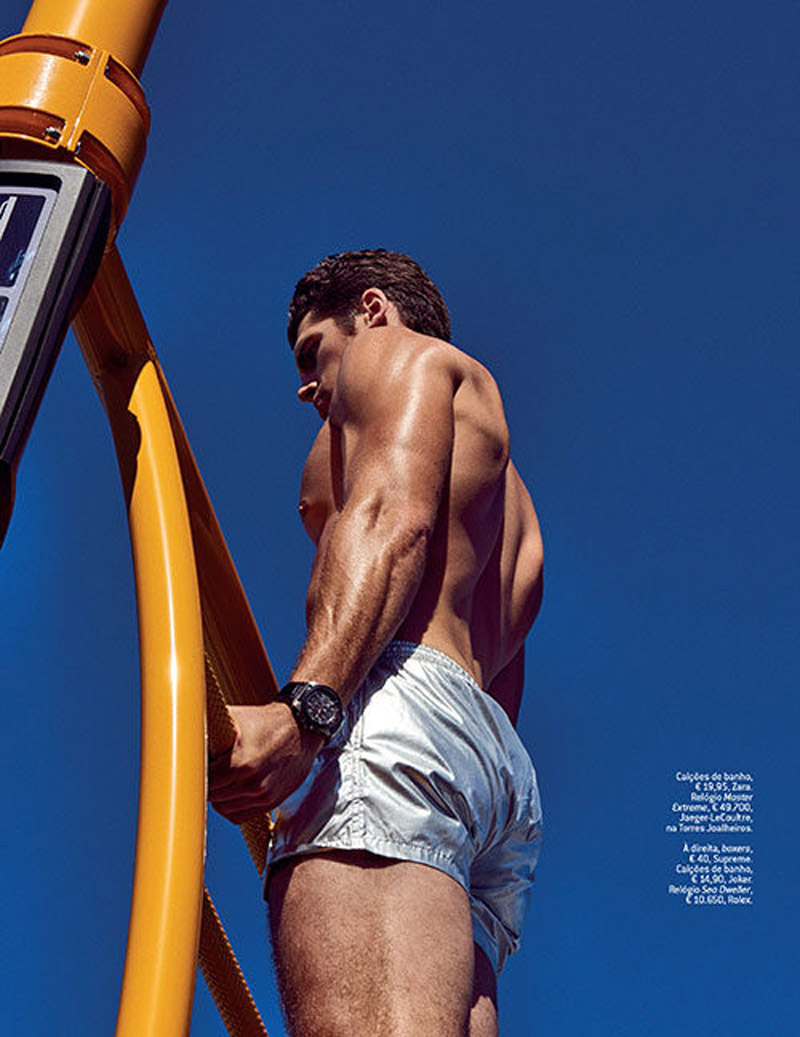 "GQ Portugal June 2017 by Branislav Simoncik ""Hot in the City""8"