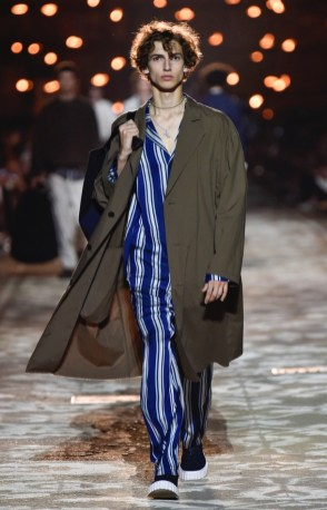 HUGO MEN & WOMEN SPRING SUMMER 2018 FLORENCE5