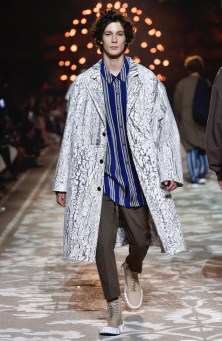 HUGO MEN & WOMEN SPRING SUMMER 2018 FLORENCE9