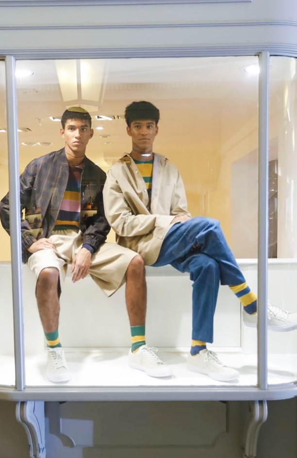 LOU DALTON MENSWEAR SPRING SUMMER 2018 LONDON5