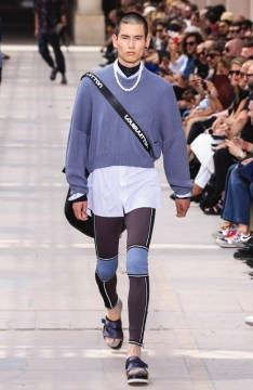 LOUIS VUITTON MENSWEAR SPRING SUMMER 2018 PARIS15