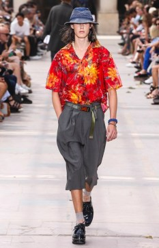 LOUIS VUITTON MENSWEAR SPRING SUMMER 2018 PARIS38