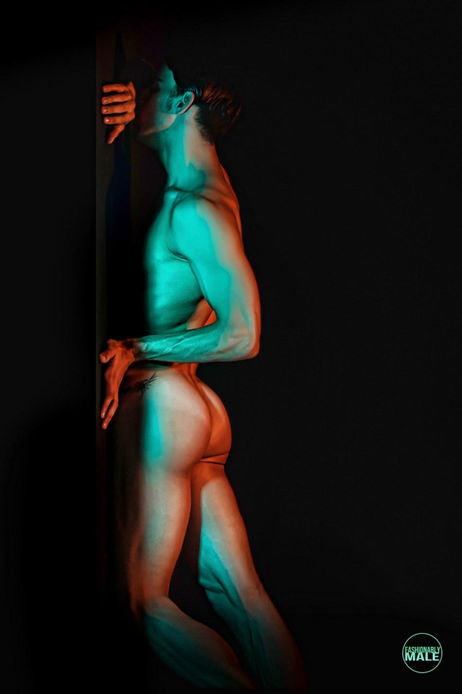 Mihael Belilov by Joan Crisol for Fashionably Male17