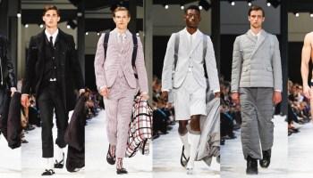 03ab860e7 Thom Browne Spring/Summer 2017 Paris - Fashionably Male