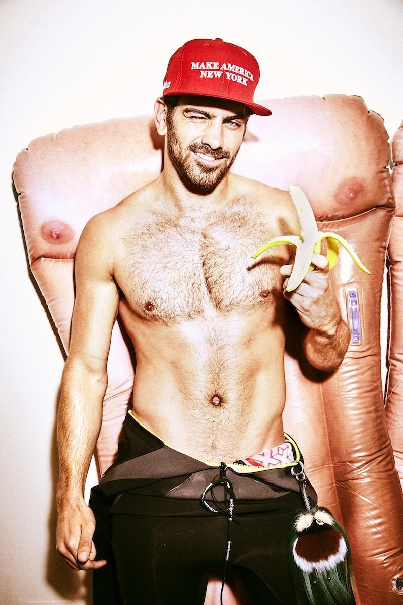 Nyle DiMarco for Paper Magazine1