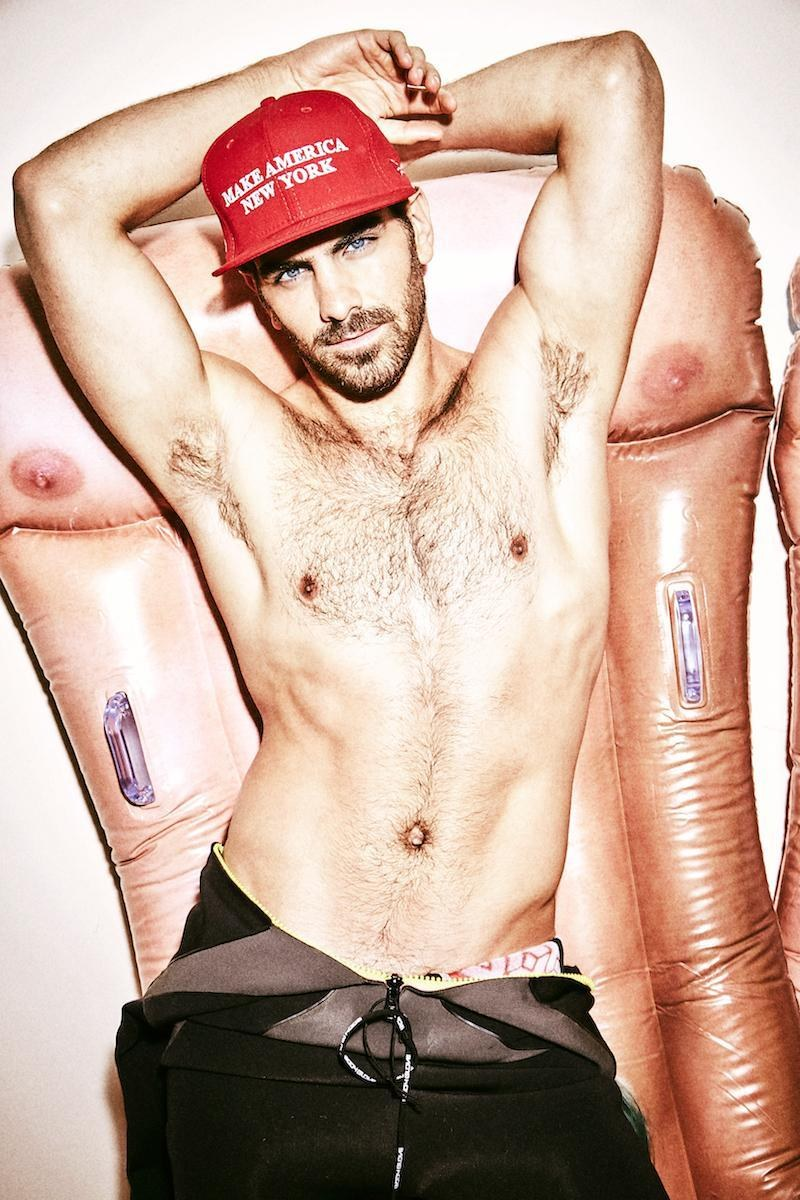 Nyle DiMarco for Paper Magazine4