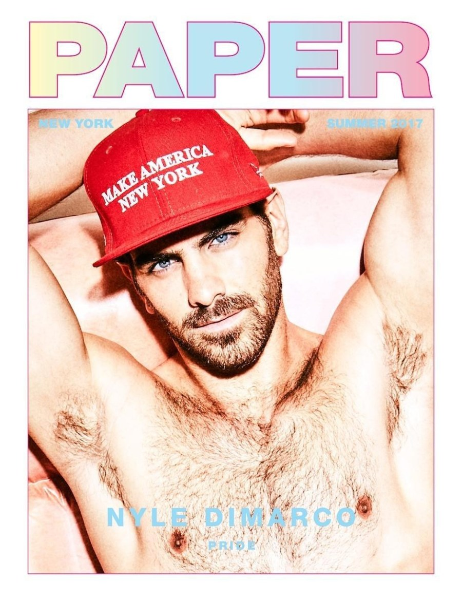 Nyle DiMarco for Paper Magazine5