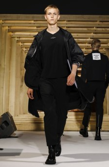 OAMC MENSWEAR SPRING SUMMER 2018 PARIS11