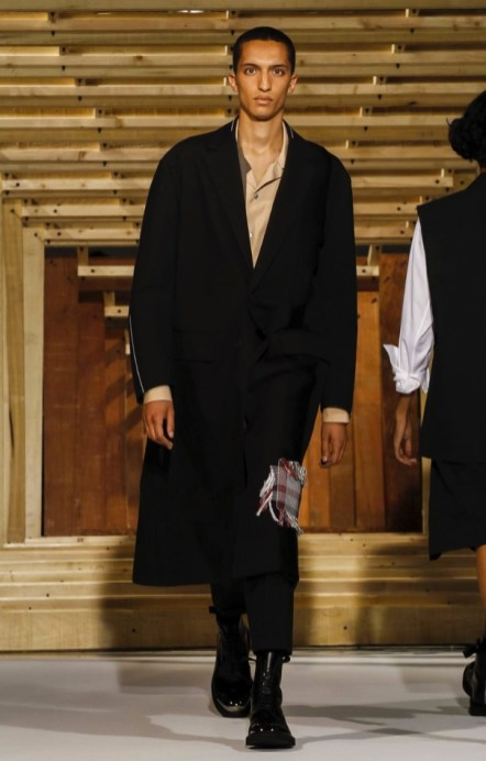 OAMC MENSWEAR SPRING SUMMER 2018 PARIS21