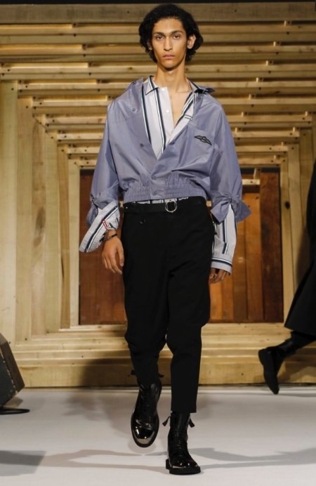 OAMC MENSWEAR SPRING SUMMER 2018 PARIS25