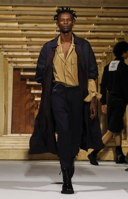 OAMC MENSWEAR SPRING SUMMER 2018 PARIS36