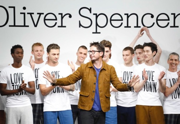 OLIVER SPENCER MENSWEAR SPRING SUMMER 2018 LONDON3