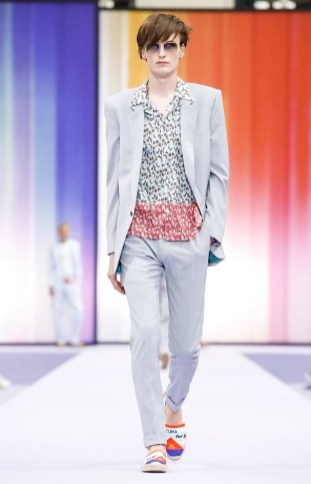 PAUL SMITH MENSWEAR SPRING SUMMER 2018 PARIS19
