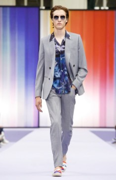 PAUL SMITH MENSWEAR SPRING SUMMER 2018 PARIS36