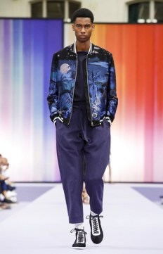 PAUL SMITH MENSWEAR SPRING SUMMER 2018 PARIS37