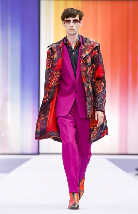 PAUL SMITH MENSWEAR SPRING SUMMER 2018 PARIS39