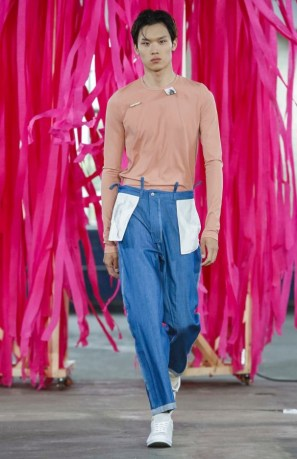 Per Gotesson SS18 Menswear London10