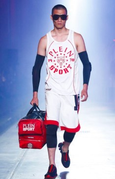 PLEIN SPORT MEN & WOMEN SPRING SUMMER 2018 MILAN55