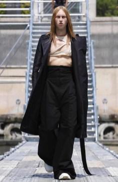 RICK OWENS MENSWEAR SPRING SUMMER 2018 PARIS10