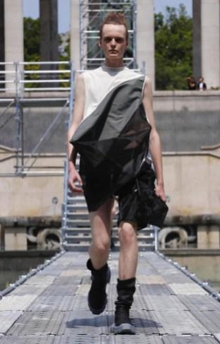 RICK OWENS MENSWEAR SPRING SUMMER 2018 PARIS20