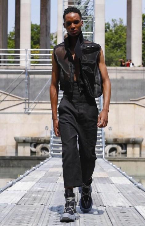 RICK OWENS MENSWEAR SPRING SUMMER 2018 PARIS26