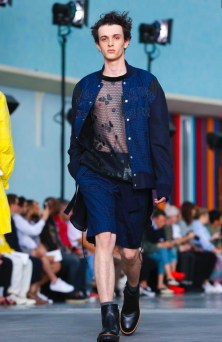 SACAI MENSWEAR SPRING SUMMER 2018 PARIS10
