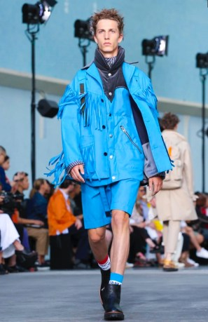 SACAI MENSWEAR SPRING SUMMER 2018 PARIS18