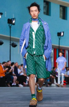 SACAI MENSWEAR SPRING SUMMER 2018 PARIS28