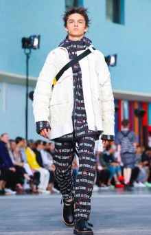 SACAI MENSWEAR SPRING SUMMER 2018 PARIS36