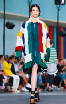SACAI MENSWEAR SPRING SUMMER 2018 PARIS9