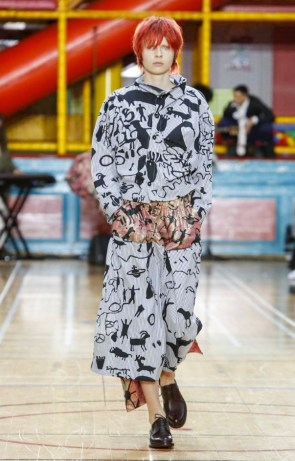 VIVIENNE WESTWOOD MEN & WOMEN SPRING SUMMER 2018 LONDON18
