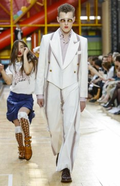 VIVIENNE WESTWOOD MEN & WOMEN SPRING SUMMER 2018 LONDON21