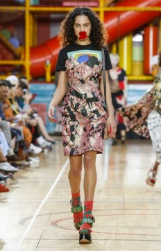 VIVIENNE WESTWOOD MEN & WOMEN SPRING SUMMER 2018 LONDON24