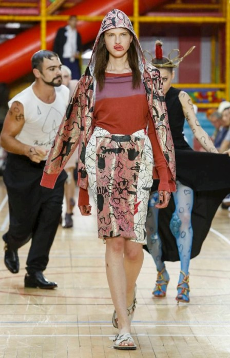 VIVIENNE WESTWOOD MEN & WOMEN SPRING SUMMER 2018 LONDON25