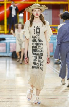 VIVIENNE WESTWOOD MEN & WOMEN SPRING SUMMER 2018 LONDON30