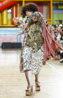 VIVIENNE WESTWOOD MEN & WOMEN SPRING SUMMER 2018 LONDON35